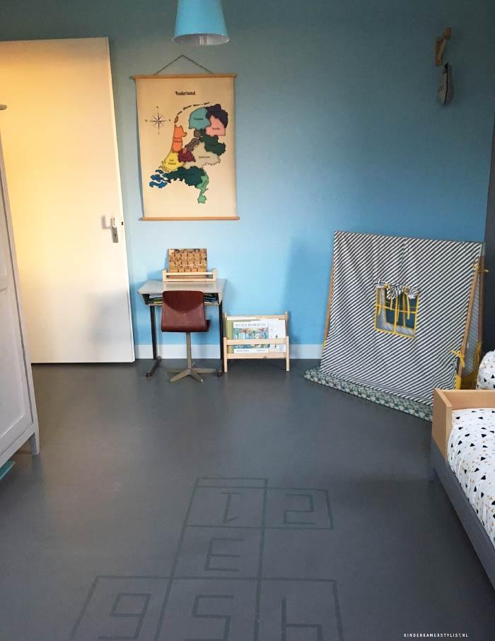 slaapkamer ideeen hoogslaper interieur inspiratie