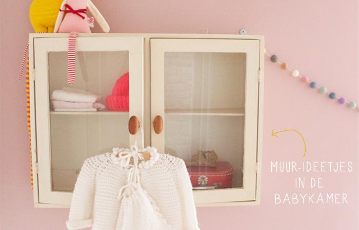 Ideeen Voor Muur Babykamer : Blogs Kinderkamerstylist