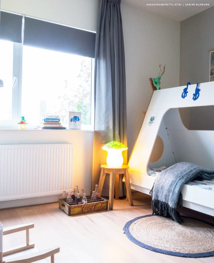 Jongenskamer kinderkamerstylist - Deco kamer jongen jaar ...