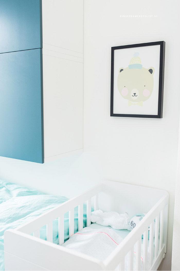 Babykamer klein | Kinderkamerstylist