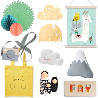 kinderkamer accessoires | kinderkamerstylist, Deco ideeën