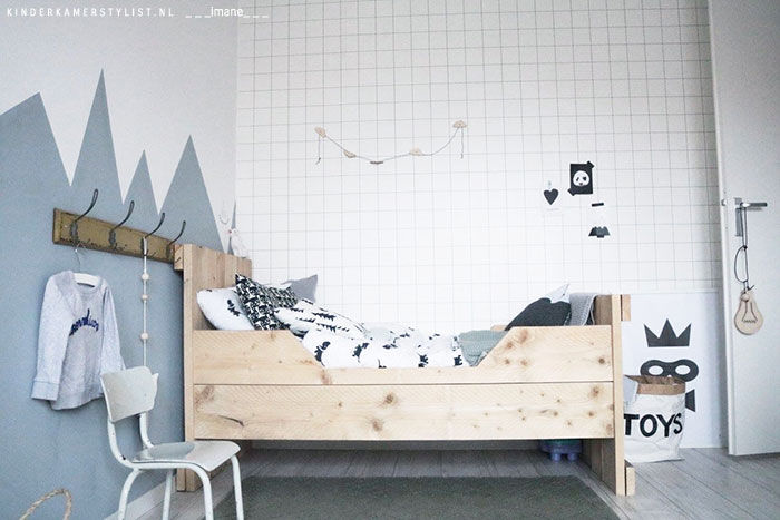 Junior Slaapkamer Ideeen.Kleuterkamer Jongen Kinderkamerstylist