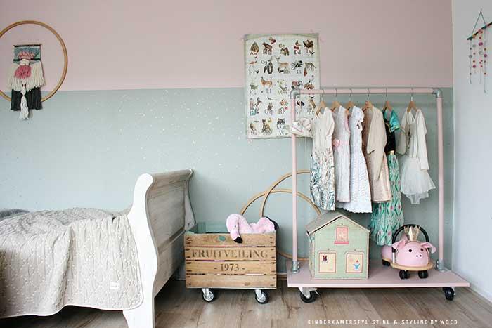 Meisjes slaapkamer ideeen kinderkamerstylist