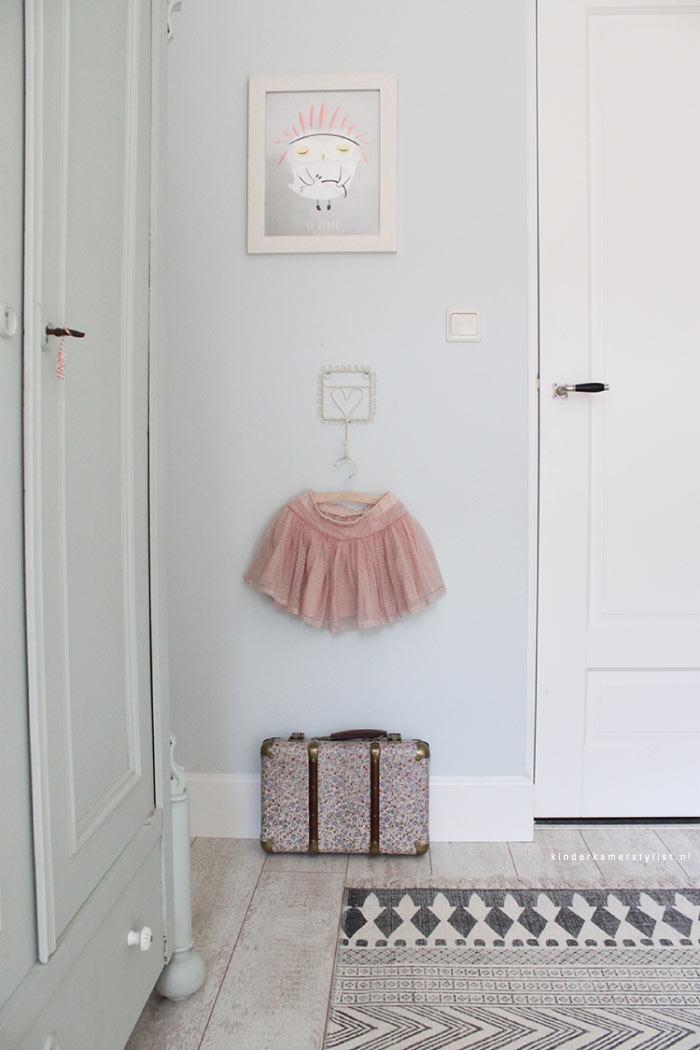 Meisjeskamer lauren kinderkamerstylist - Decoratie roze kamer ...