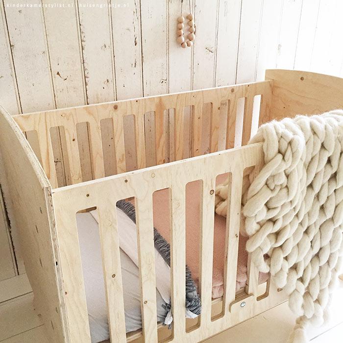 Babykamer Van Hout.Babykamer Hout Kinderkamerstylist