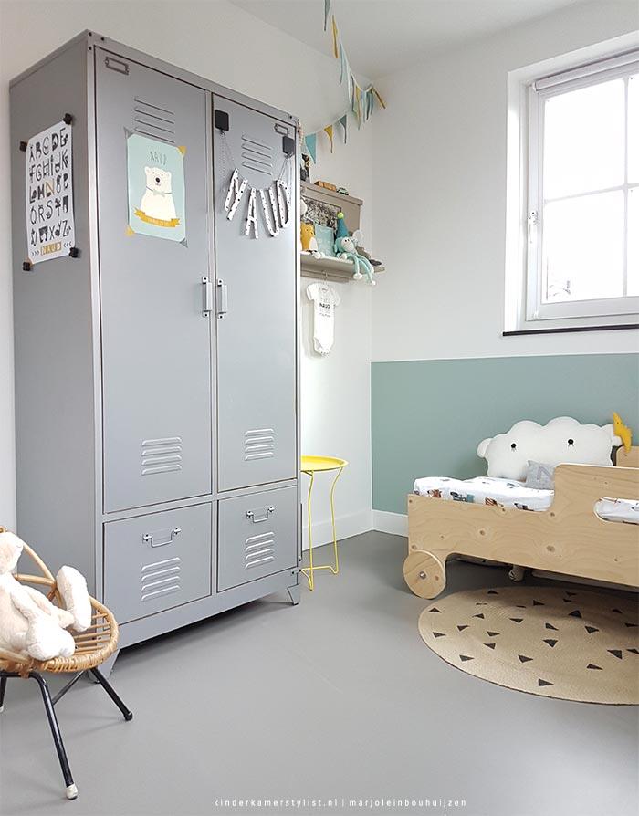 Peuter slaapkamer jongen kinderkamerstylist - Jongens kamer decoratie ideeen ...