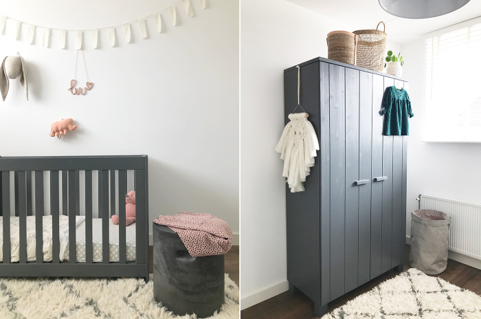 Schilderijen Kinderkamer Voorbeelden : Babykamer kinderkamerstylist