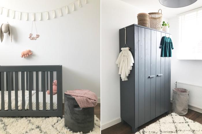 Behang Babykamer Utrecht : Babykamers kinderkamerstylist