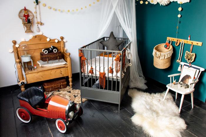 Babykamer Jongen Inrichten.Babykamer Kinderkamerstylist