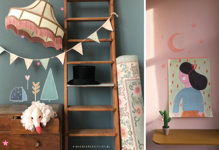 Babykamer en kinderkamer inspiratie shoptips kinderkamerstylist