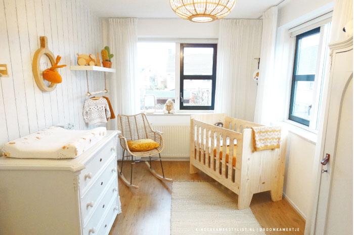 Mierzoete babykamer interiorjunkie baby tour youtube