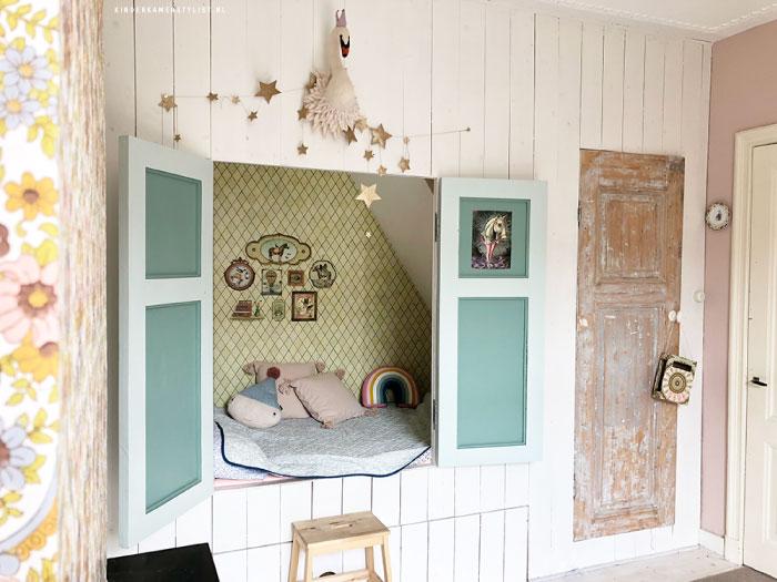 Behang Kinderkamer Regenboog : Kinderkamer kinderkamerstylist