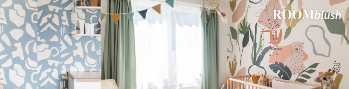 Roomblush kinderbehang