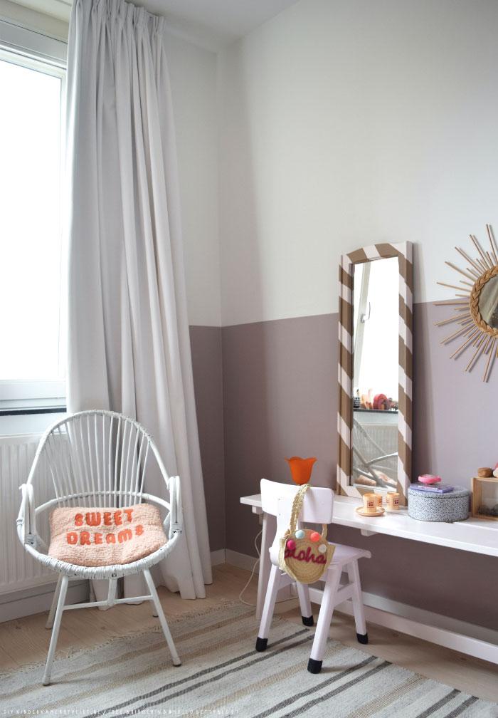Spiegel beschilderen