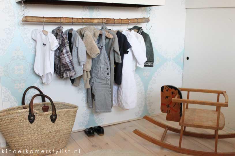 Babykamer jongen gijs kinderkamer en babykamer inspiratie - Kamer van de moderne jongen ...