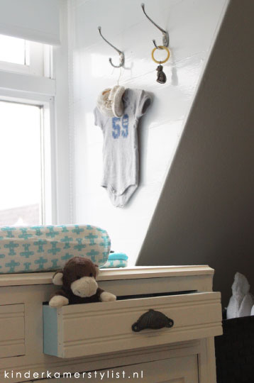 Babykamer jongen gijs kinderkamer en babykamer inspiratie - Jongen babykamer ...