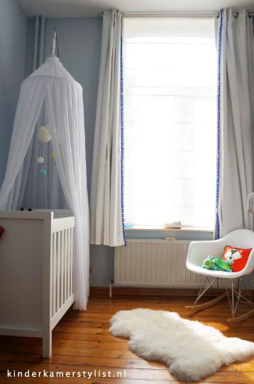 Slaapkamer ideeen baby slaapkamer raam car interior design - Baby slaapkamer ...