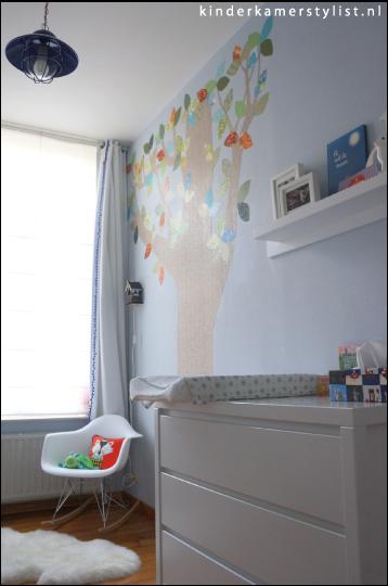 Babykamer jongen daan kinderkamer en babykamer inspiratie - Jongen babykamer ...