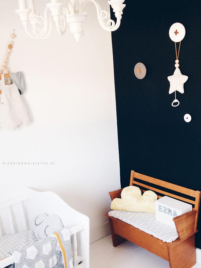 Zwarte Fotolijstjes Ikea Brimnes nachtkastje zwart ikea