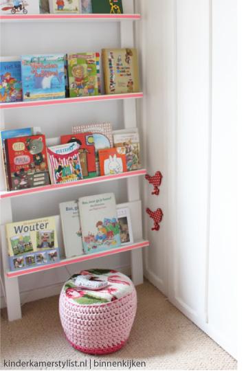 Meidenkamer bibelotte jacoline kinderkamerstylist - Jarige dochters kamer ...