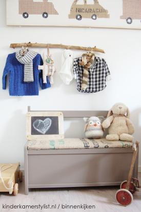 babykamer jongen / babette leertouwer | kinderkamerstylist, Deco ideeën