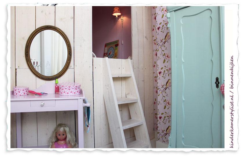 Ideeen Roze Kinderkamer : Kinderkamer meisje amélie kinderkamerstylist