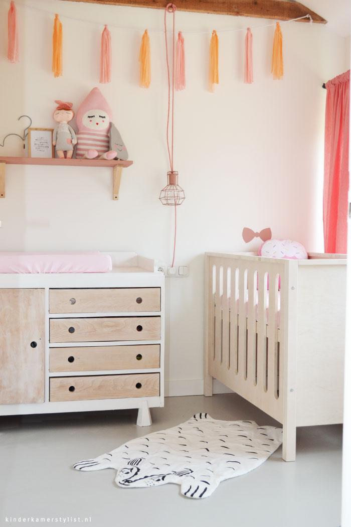 Babykamers kinderkamerstylist - Babykamer decoratie ...