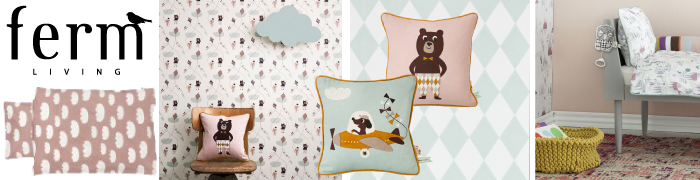 behang kinderkamer scandinavisch. Black Bedroom Furniture Sets. Home Design Ideas