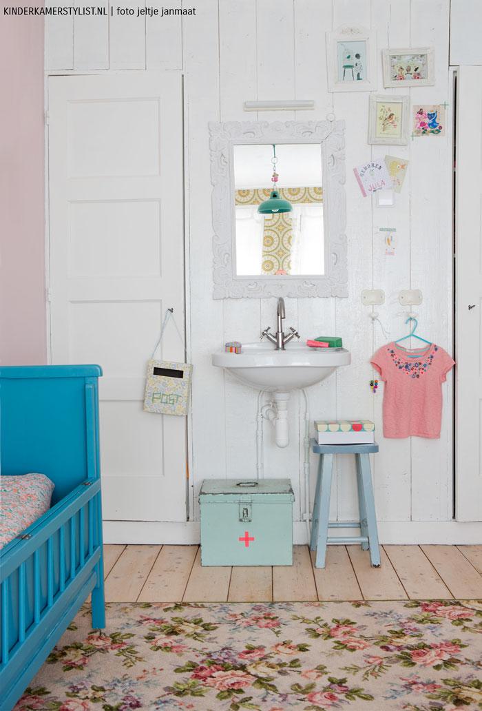 Landelijke kinderkamer  Kinderkamer en Babykamer Inspiratie