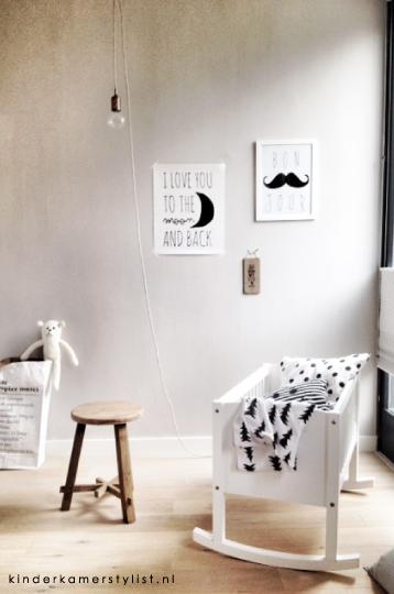 Gedeelde kinderkamer kinderkamerstylist - Decoratie slaapkamer meisje jaar ...