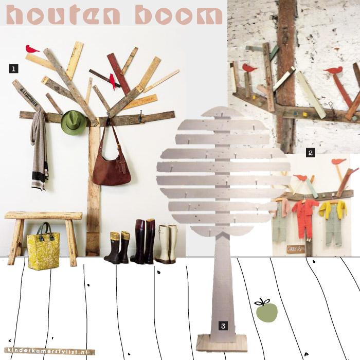 houten boom kinderkamer : 1. Inspiratie houten boom kinderkamer ...