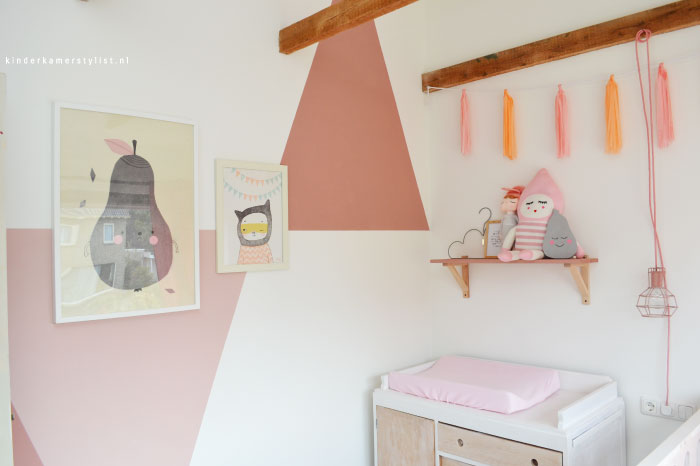 Babykamers kinderkamerstylist - Idee babykamer ...