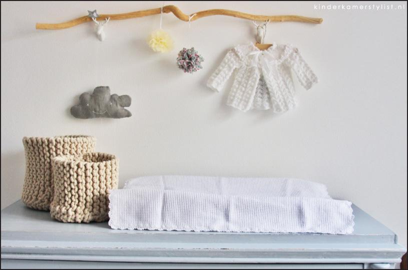 Sterren Accessoires Babykamer.Babykamer Kinderkamerstylist