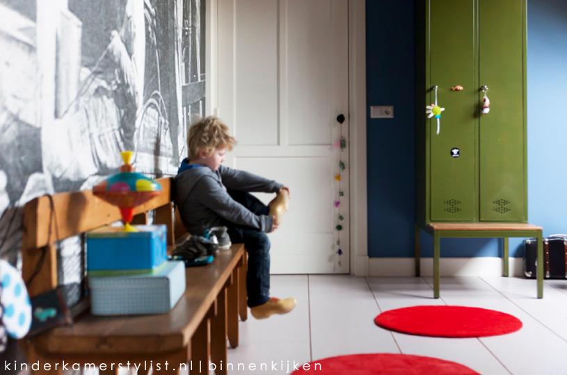 Jongenskamer 8 Jaar.Jongenskamer Kinderkamerstylist