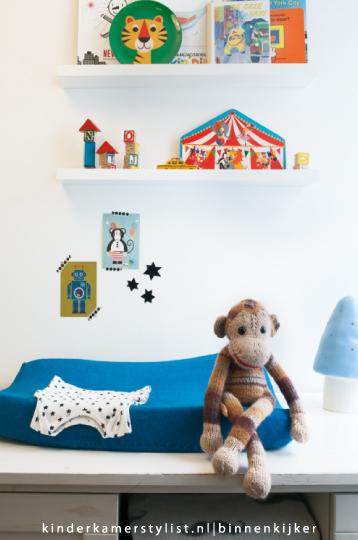 Verkoopinformatie kinderslaapkamers
