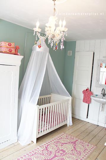 Vloerkleed kinderkamerstylist - Meisjes slaapkamer decoratie ...