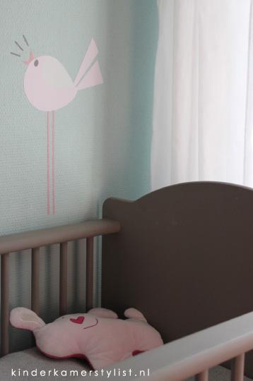 Muurstickers kinderkamerstylist - Idee voor babykamer ...