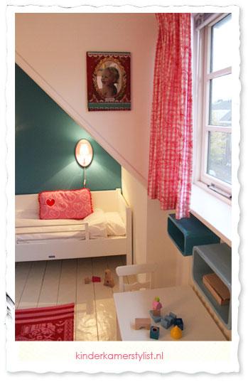 Kinderkamer meisje guusje kinderkamer en babykamer inspiratie - Kleur van slaapkamer meisje ...