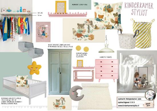 Kinderkamer ruimte beste inspiratie kamers design en meubels - Kinderkamer ruimte ...
