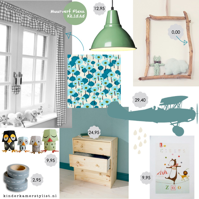 Kinderkamer goedkoop kinderkamerstylist - Decoratie slaapkamer meisje jaar ...