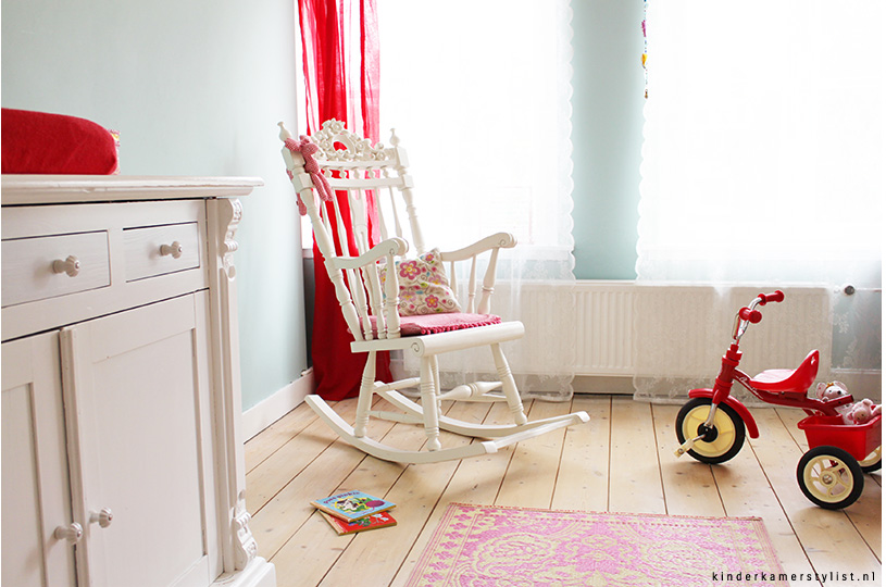 Kast kinderkamerstylist for Kleur kinderkamer