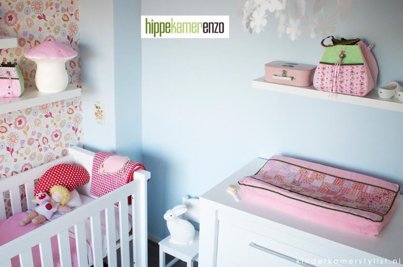 Kinderkamer Kleine Kinderkamer Inrichten : Romantisch ...