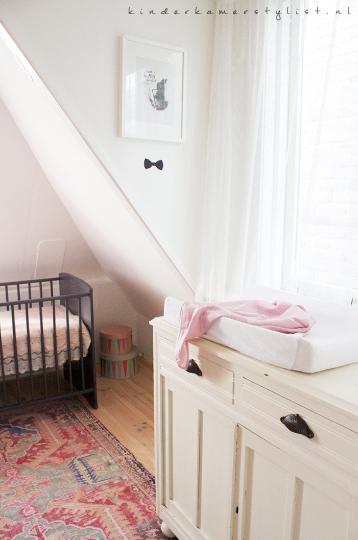 Kleine babykamer kinderkamerstylist - Babykamer kleine ruimte ...