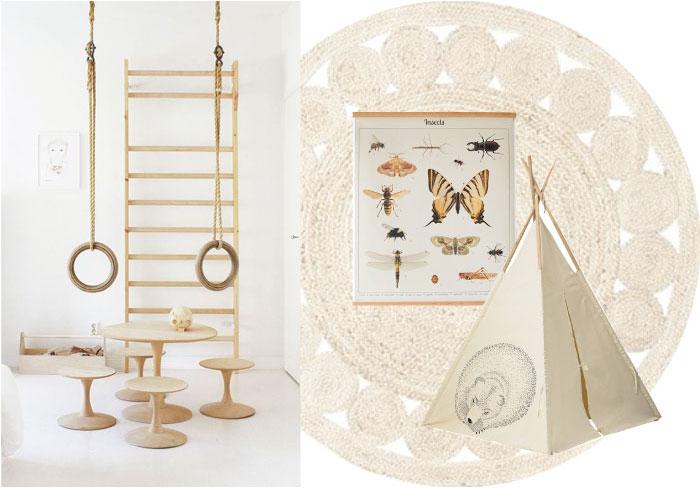 naturel babykamer | kinderkamerstylist, Deco ideeën