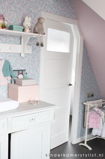 Gordijnen Babykamer Verduisterend: Blauwe gordijnen, gordijn ...