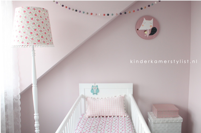 Gordijnen Babykamer Taupe : Meisjeskamer Evelien Kinderkamer en ...