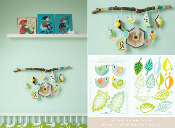 muurdecoratie babykamer letters ~ lactate for ., Deco ideeën