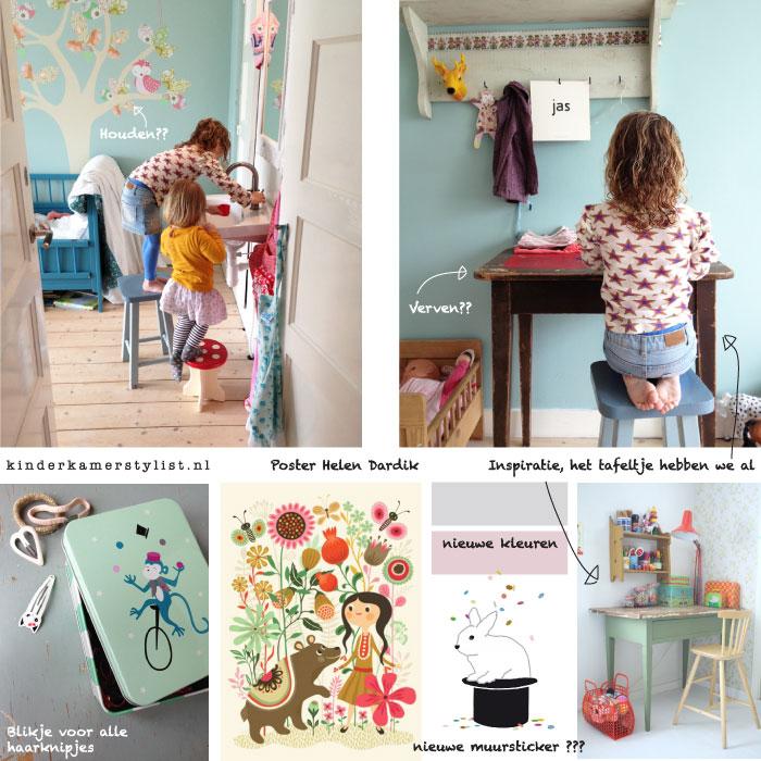 Kinder slaapkamer ideeen slaapkamer ideeen kinderen landelijk behang - Kinderen slaapkamer decoratie ideeen ...