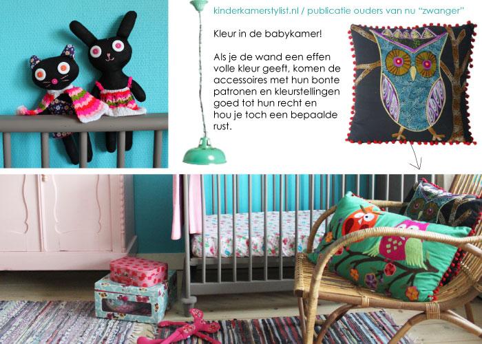Kinderkamer Brocante Kinderkamer Inrichten : Brocante Kinderkamer En ...
