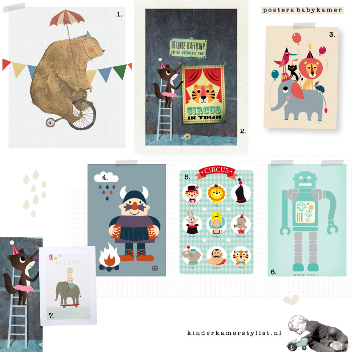 posters babykamer | kinderkamerstylist, Deco ideeën